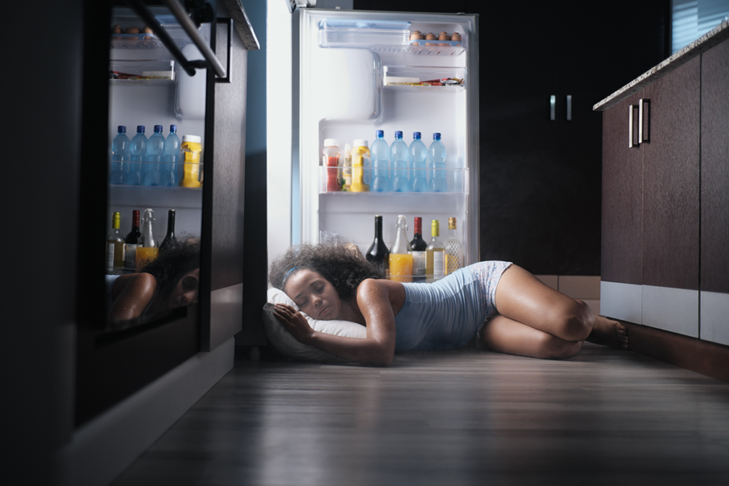 fridge-sleep