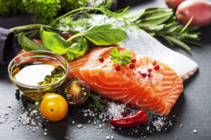 The 5 Best Foods for Healthy Skin: Fatty Fish