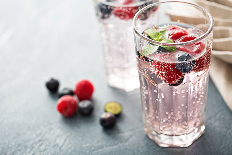 Stay hydrated for improved blood sugar