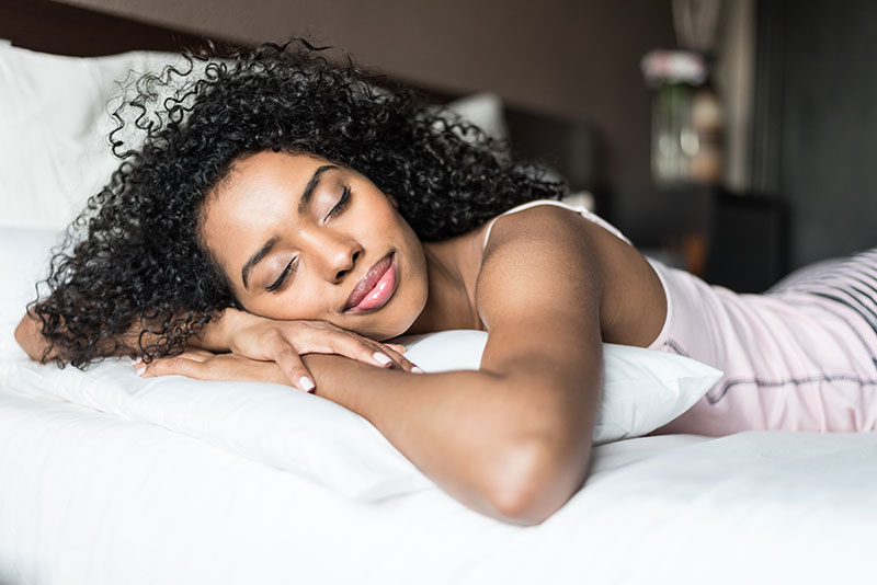 Get restful sleep to lower your blood sugar levels